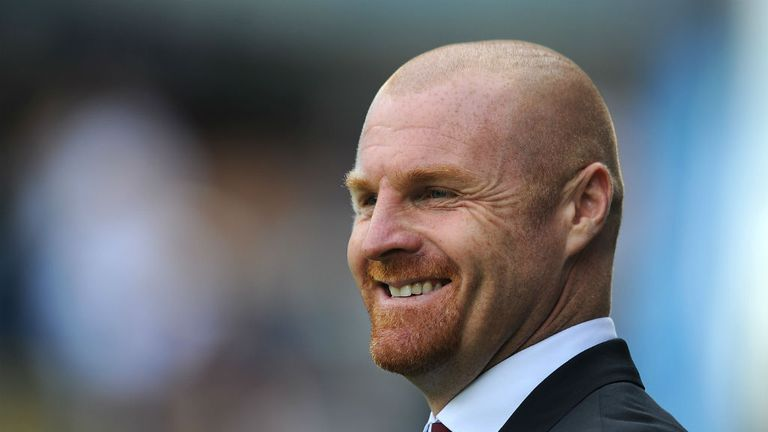 Sean Dyche: Wants his Burnley side to match the relentless attitude he had