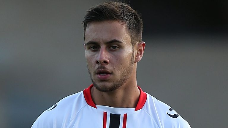 George Baldock: Sticking with Dons