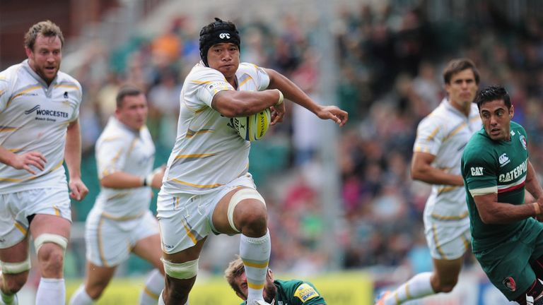 Semesi Taulava: Joins Newcastle Falcons on a two-year deal