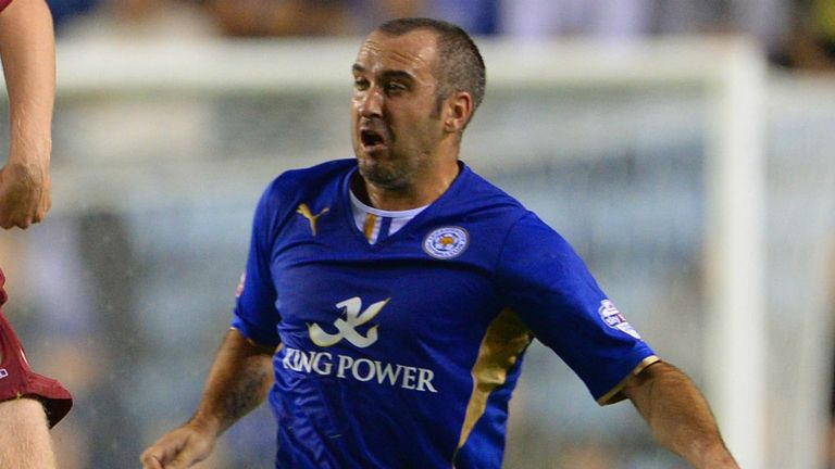 Gary Taylor-Fletcher: Hoping to help Leicester back to the big time