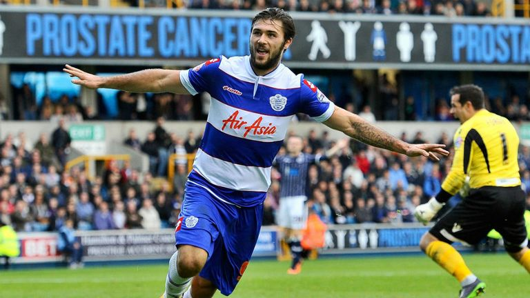Charlie Austin: Hit 19 goals for QPR this season despite a spell on the sidelines
