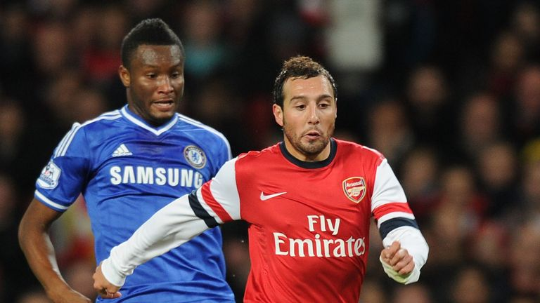 Can Santi deliver Arsenal an early Christmas present against Chelsea?