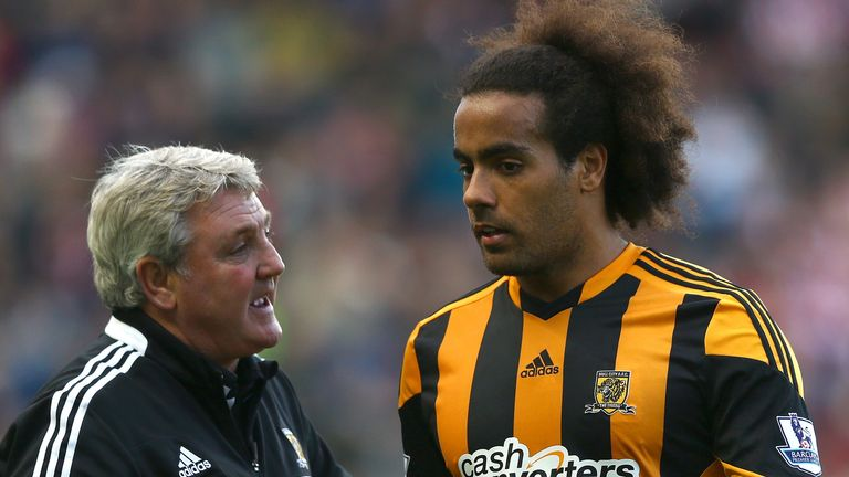 Brucie bonus: Huddlestone is showing his quality, says David