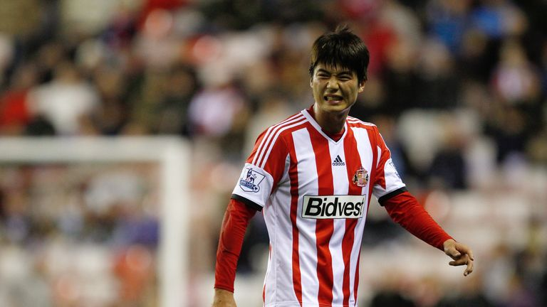 Sunderland are in strife, says David, but Ki can help them improve