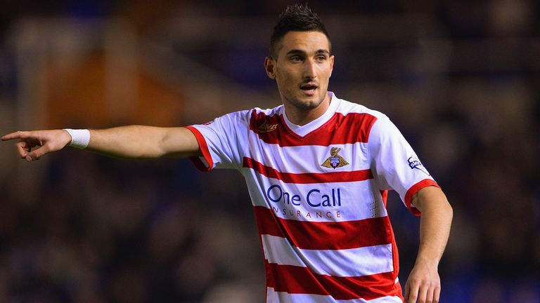 Federico Macheda: Went closest to breaking the deadlock