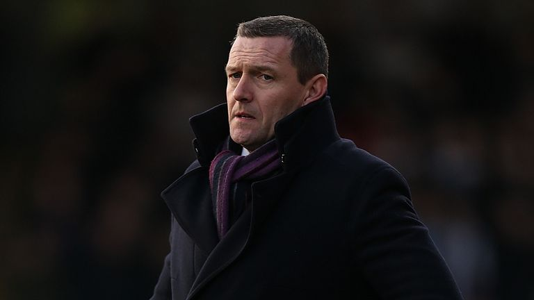 Aidy Boothroyd: Joins the FA's England coaching team