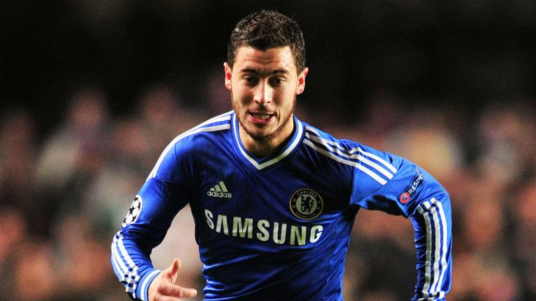 Eden Hazard: Has a big role to play for Chelsea and Belgium this season