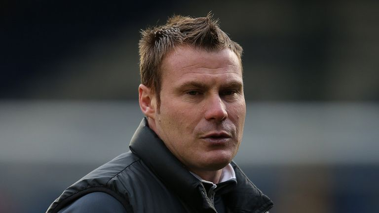 David Flitcroft: Eyeing backroom recruits