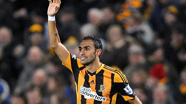 Ahmed Elmohamady: Loving life under Steve Bruce