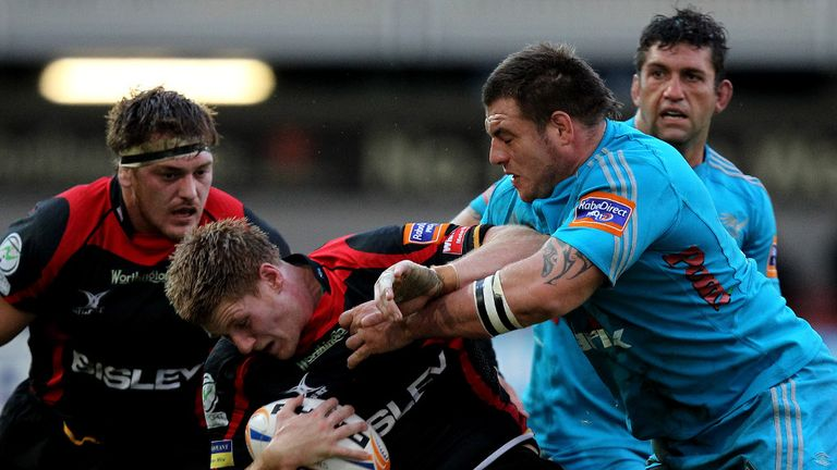 Andrew Coombs: Returns from a knee injury to captain the Dragons