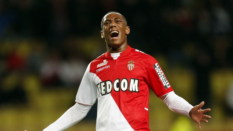 Anthony Martial: Commits an extra two years to Monaco