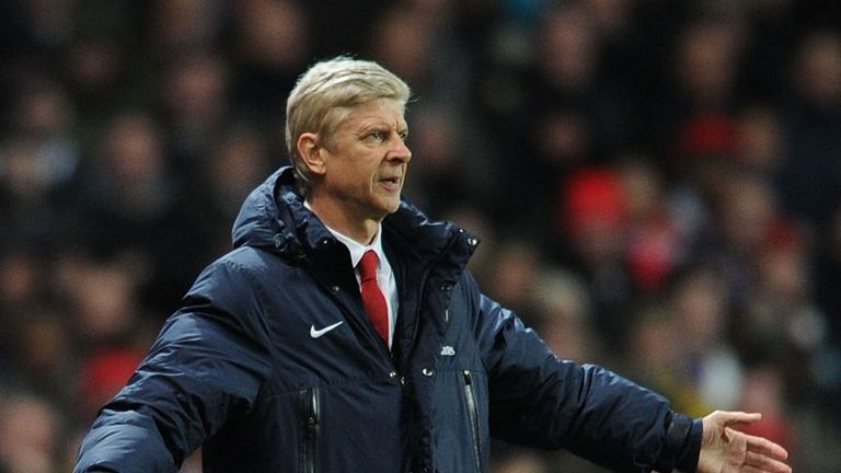 Arsene Wenger: Wanted more from Chelsea clash