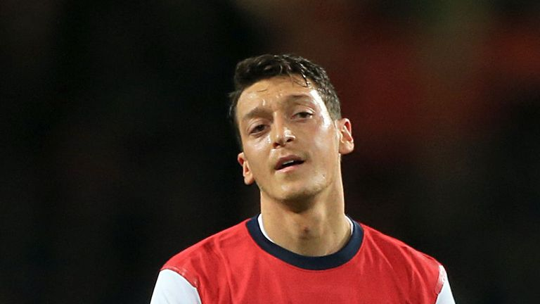 Is fatigue to blame for Mesut Ozil's indifferent form of late?