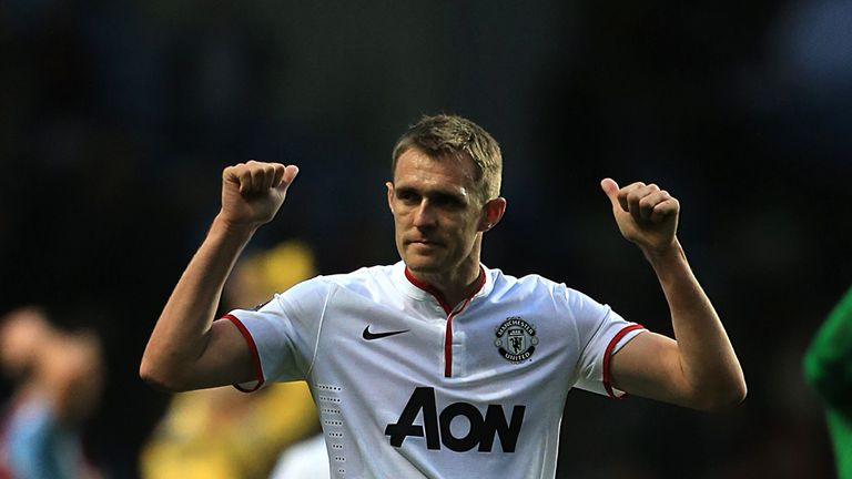 Darren Fletcher: Confident he is over his fitness problems