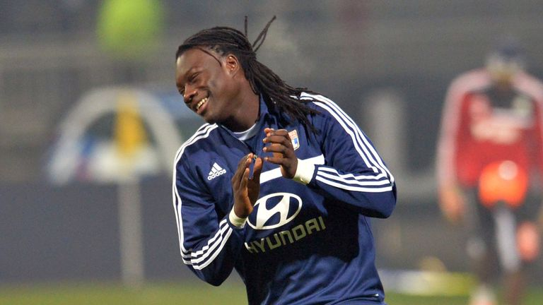 Bafetimbi Gomis: Will become a free agent at the end of the season