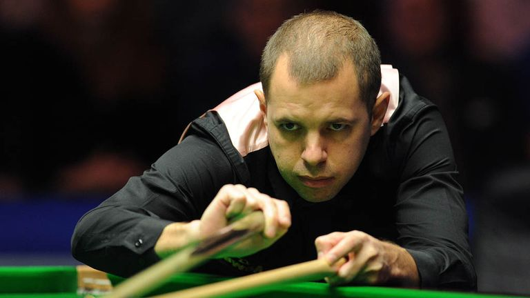 Barry Hawkins: Whitewashed Greene in the final