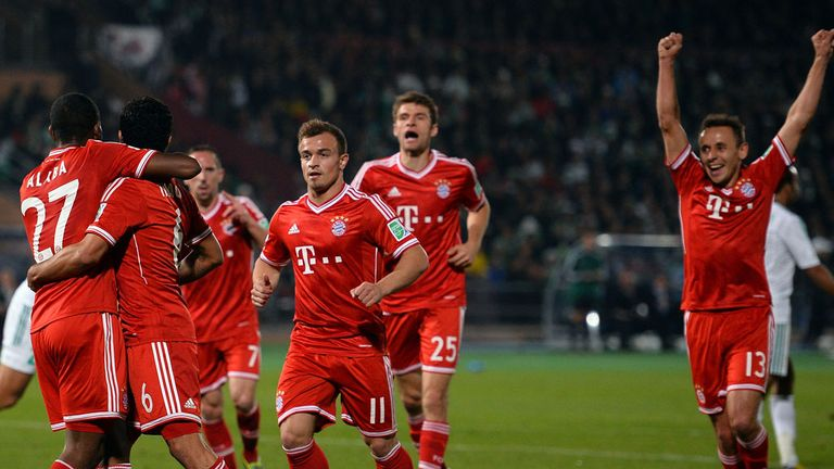 Bayern Munich: Returning to Bundesliga action