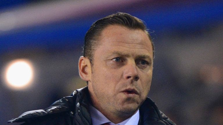 Paul Dickov: Unhappy penalty wasn't given