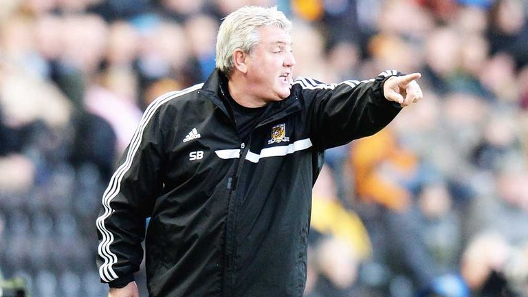 Steve Bruce: Has given his support to Hull City owner Assem Allam