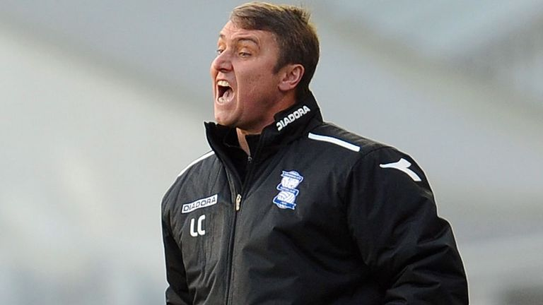 Lee Clark: Hopes Birmingham can build on win