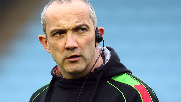 Conor O'Shea: Challenged Quins to step up this weekend