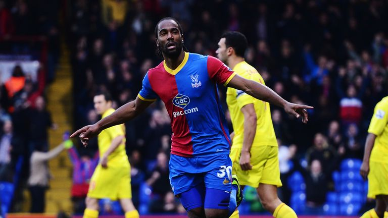 Cameron Jerome: Headed Palace to victory