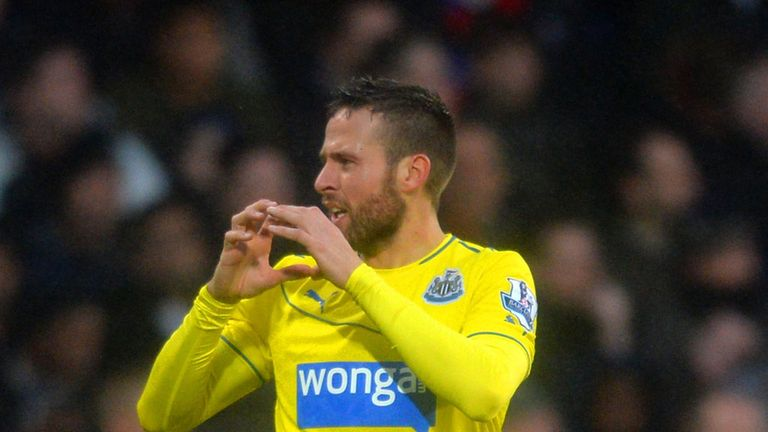 Yohan Cabaye: Newcastle braced for second PSG bid