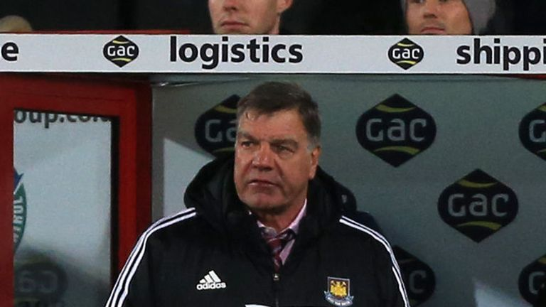 Sam Allardyce: West Ham boss does not expect talks with the club's board