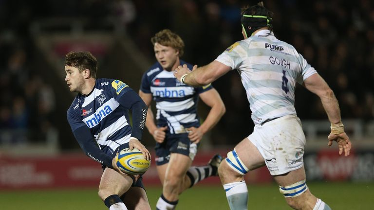 Danny Cipriani: Hoping to kick start Sale's start to 2014 on Friday