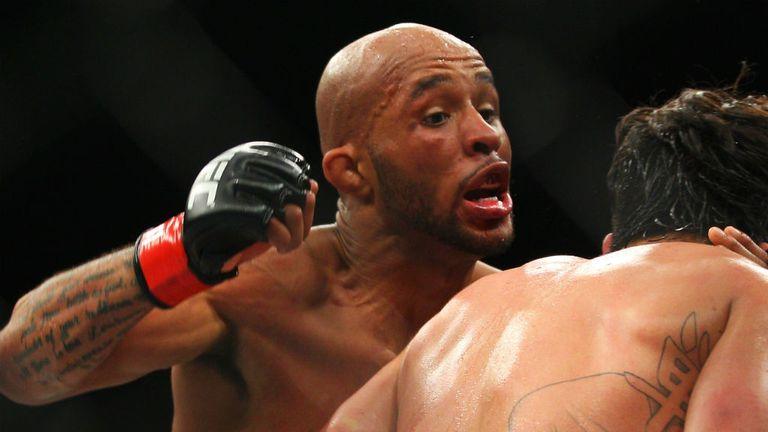 Demetrious Johnson: Retained his flyweight championship