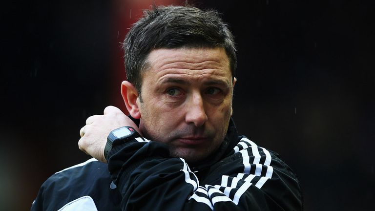 Derek McInnes: Angry about Shaun Hutchinson's tackle