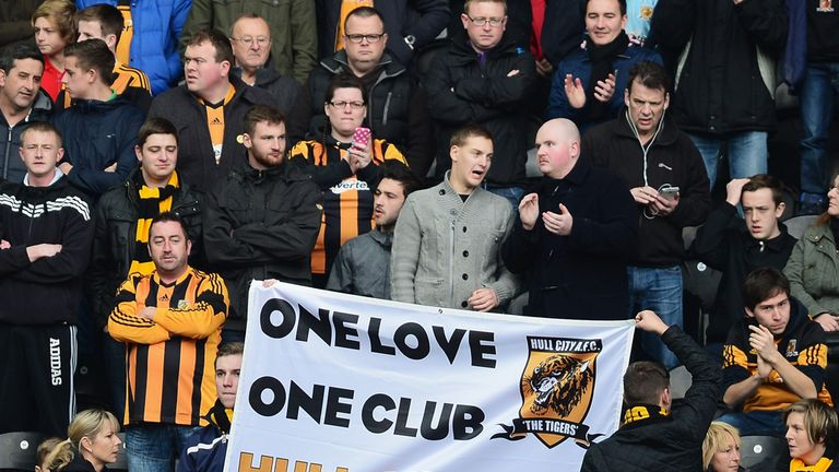 Hull City fans would like owener Assem Allam to forget changing the club's name