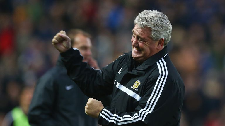 Steve Bruce: Manager believes Hull City are halfway to survival target