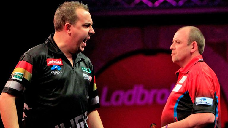 Ronny and Kim Huybrechts heading to World Cup
