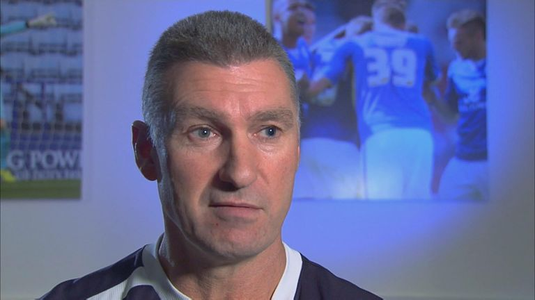 Pearson: says his players will be up for Saturday's big game