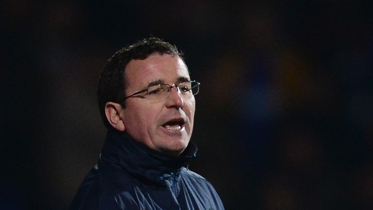 Gary Bowyer: Disappointed with Rovers' defence