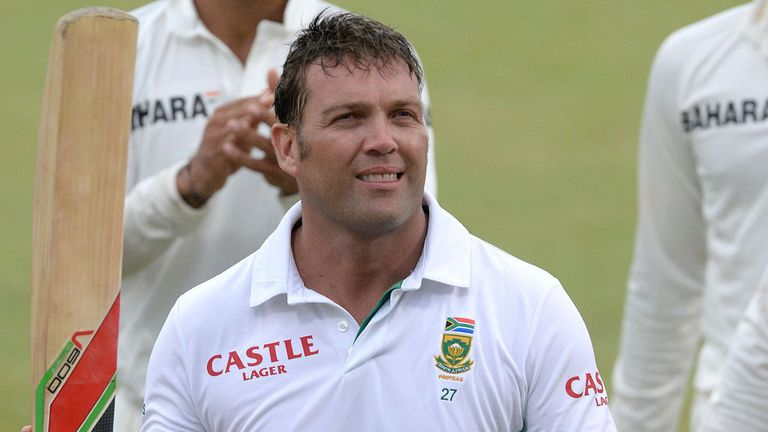 Jacques Kallis: Believes Smith has been unfairly treated at home