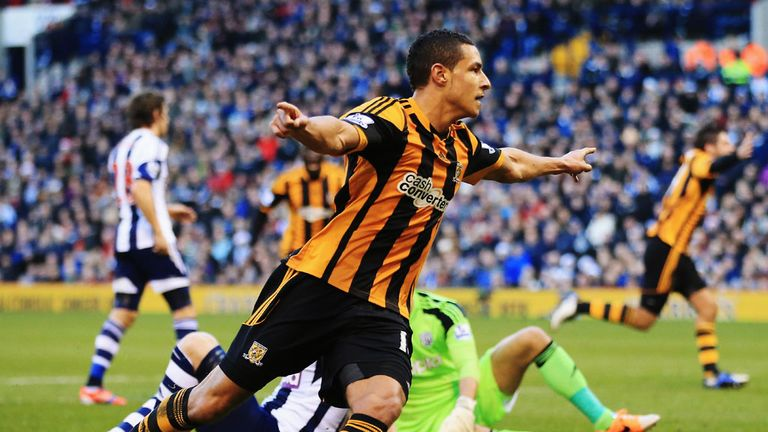 Jake Livermore: Broke the deadlock for Hull City at West Brom