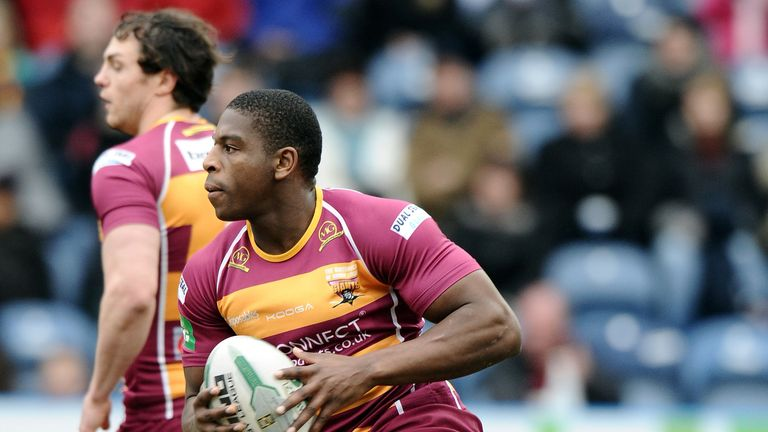 Jermaine McGillvary: Knows he will have a fight on his hands to start in 2014