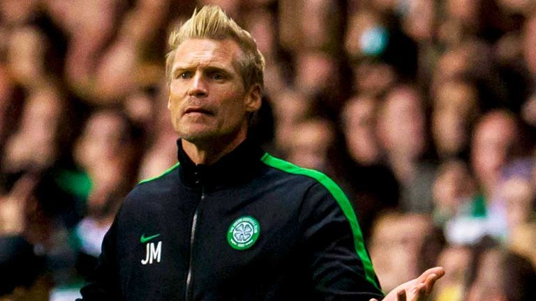Johan Mjallby: Celtic assistant hopes for at least four more games unbeaten