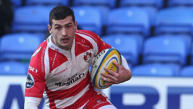Jonny May: Starts on the wing against Wasps