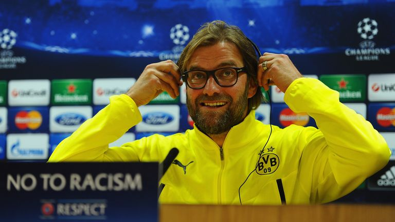 Jurgen Klopp: Never been to Zenit