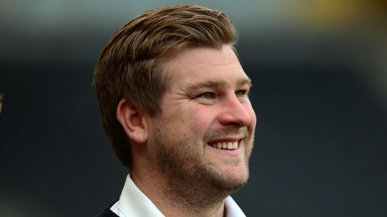 Karl Robinson: Excited for cup clash