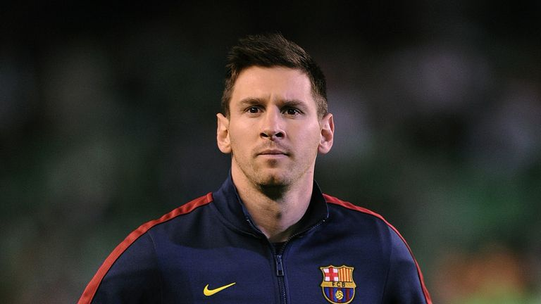 Lionel Messi: In line for a January return
