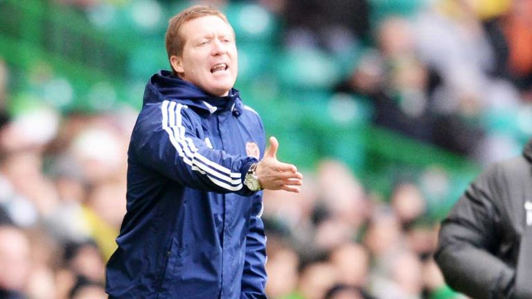 Gary Locke: Led Jambos to two derby victories this season