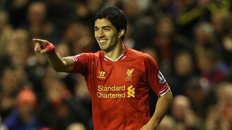 Luis Suarez: Liverpool's biggest threat, says Andre Villas-Boas