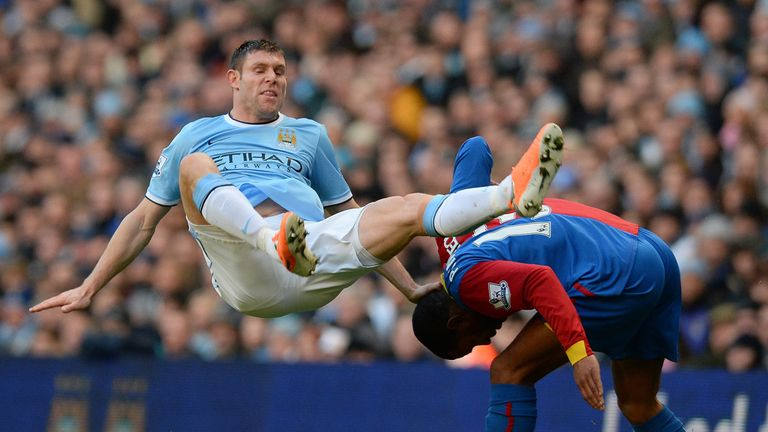 James Milner: Likely to travel to UAE with Manchester City