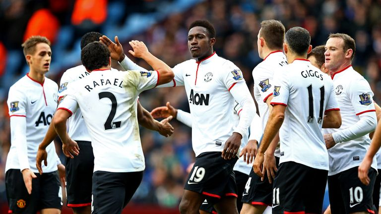 Manchester United: Celebrate Danny Welbeck's opener