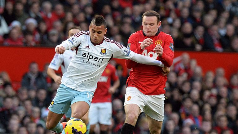 Ravel Morrison: West Ham man has been linked with a move to Fulham