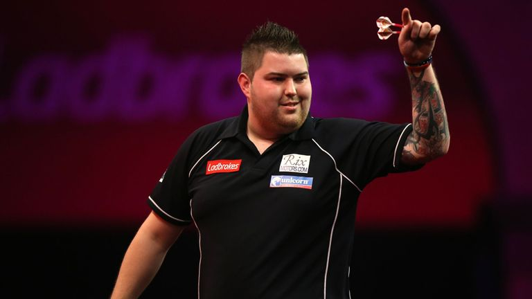 Michael Smith: Youngster tipped by Chisnall